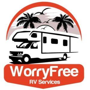 Logo-Worry-Free RV Services